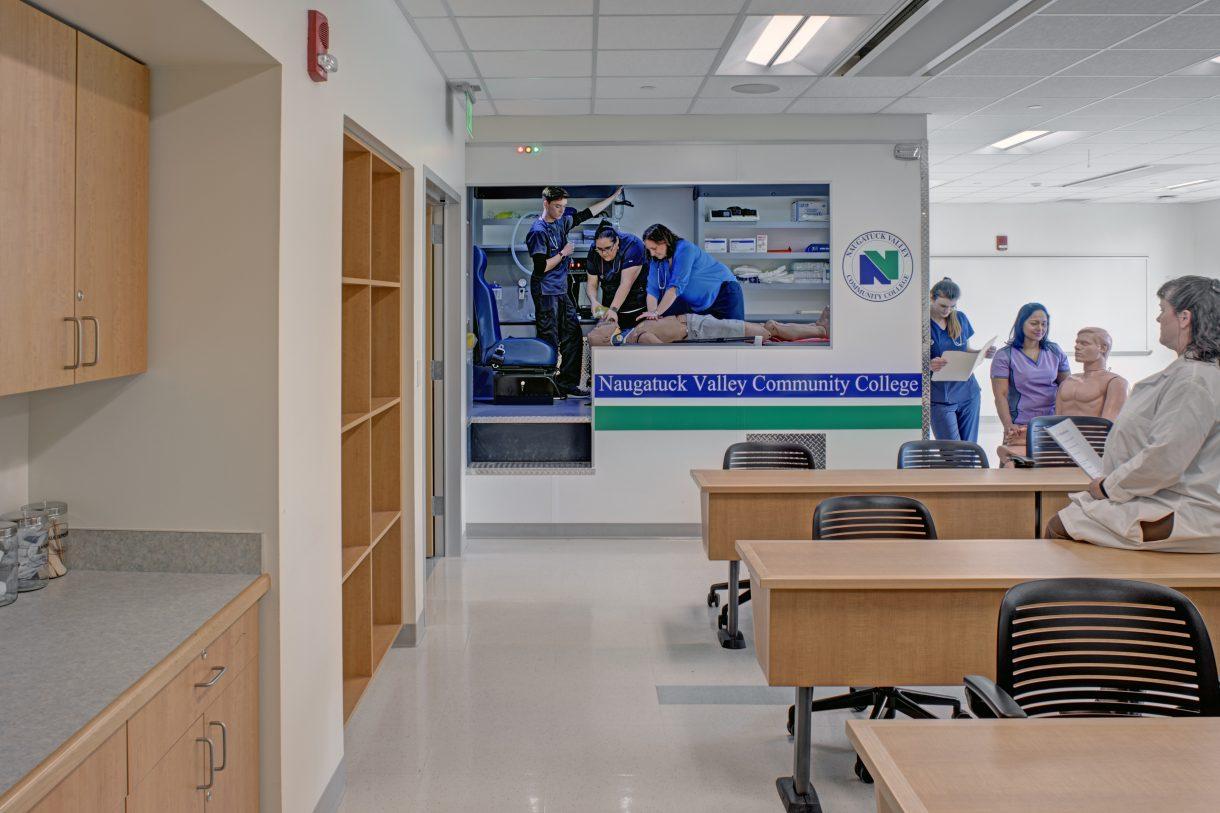 Center For Health Sciences Naugatuck Valley Community Throughout Nautatuck Valley Cc School Calendar