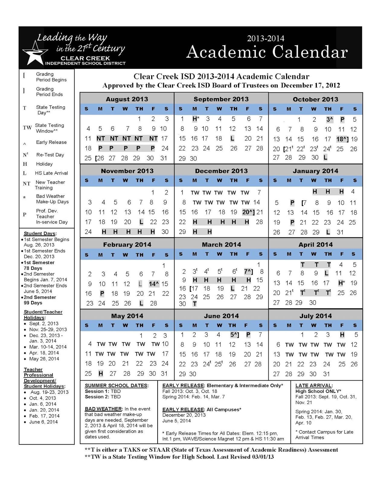 Centerpointe Communicator: L I N K P O S T : Back To Inside Gcu 2014 Academic Calendar
