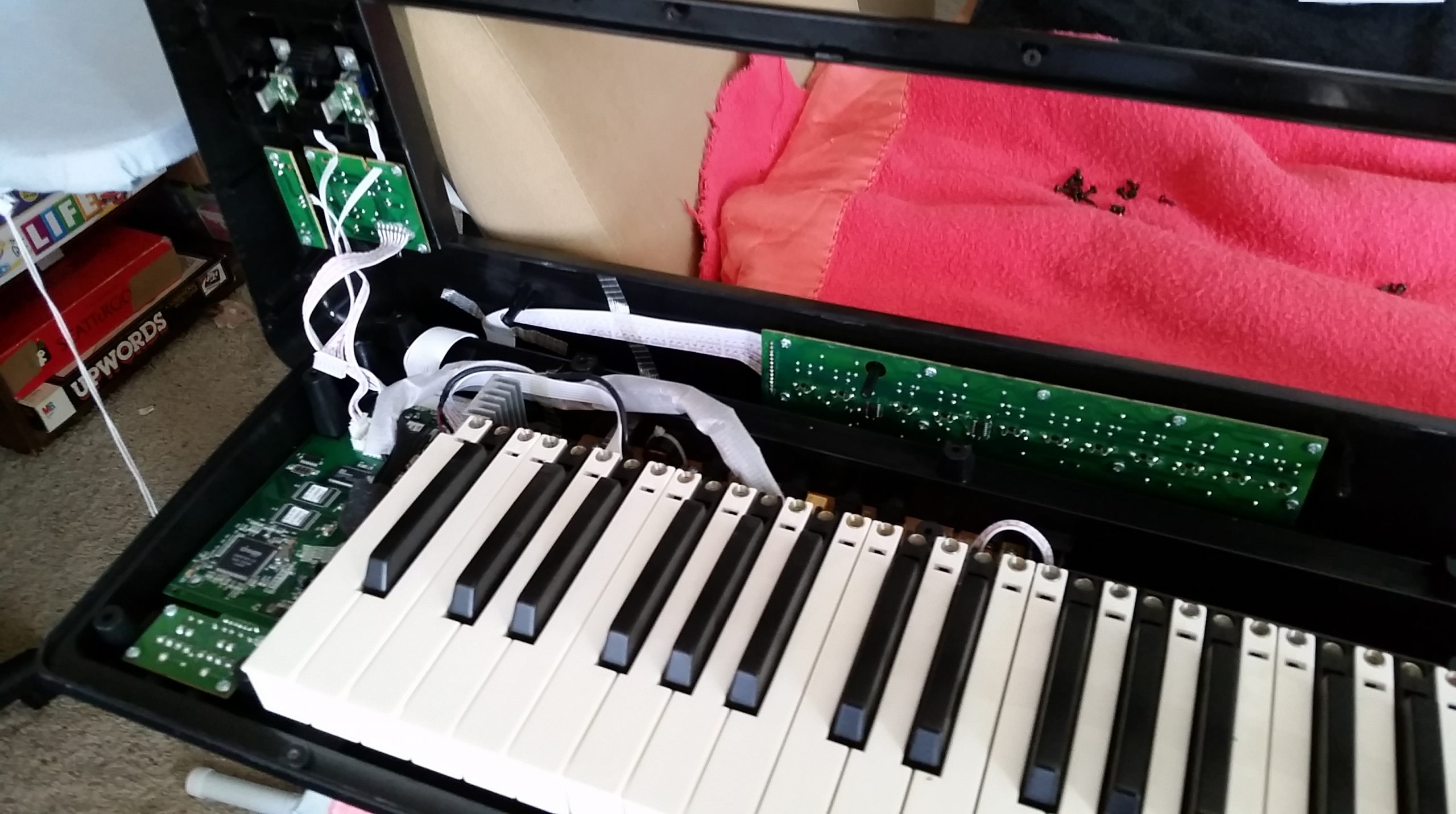 Check Out This Keyboard Repair! | Collin College Fall 2015 Intended For Collin College Spring Break