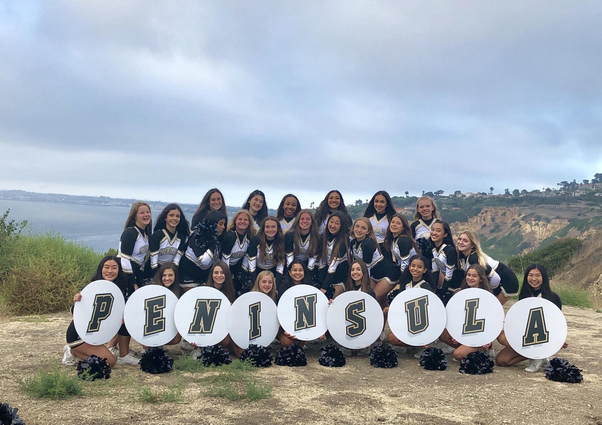 Cheer Team - Athletics / Activities - Palos Verdes Pertaining To Palos Verdes School District Calendar 2021