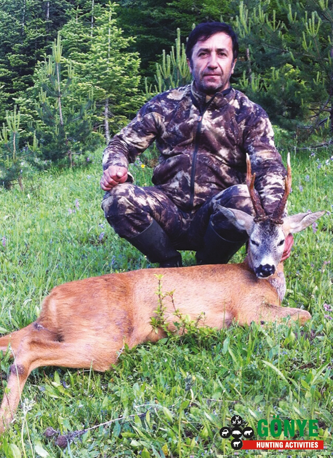 Chevreuil D Anatolie / Chasse / Gönye Hunting Activities Intended For Louisiana Deer Rut Dates