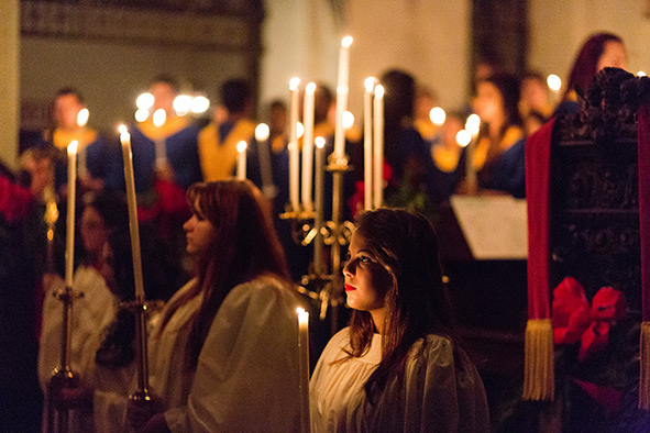 Christmas Vespers | Rollins College | Orlando, Fl With What Is The Holiday Schedule For New College Of Florida