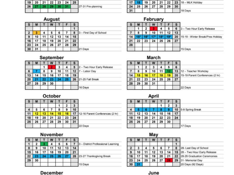 Cobb Calendar 2020 – Calendar Online 2019 With Regard To Cobb County Superior Court Holiday 2021