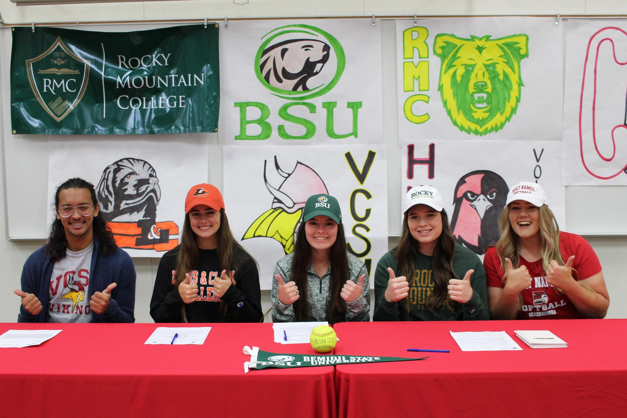 College National Letter Of Intent Signing Day, March 21 Within Morgan Hill Distric Instructional Calender