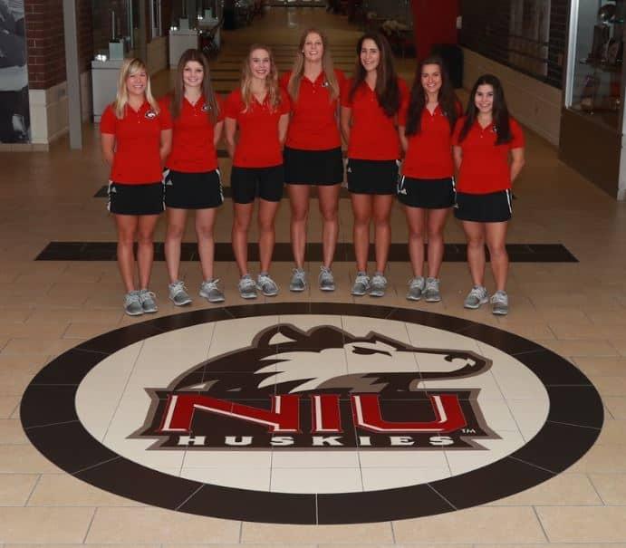 Collegiate Team Photos 2018 | Illinois Women'S Golf Throughout Illinois State University School Calendar