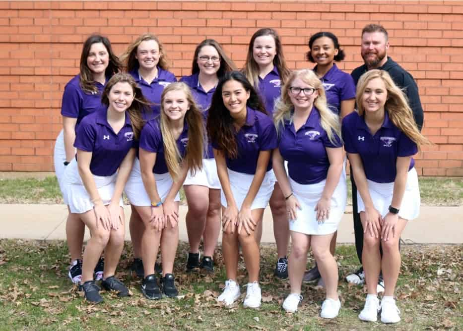 Collegiate Team Photos 2019 | Illinois Women'S Golf Regarding Illinois State University School Calendar