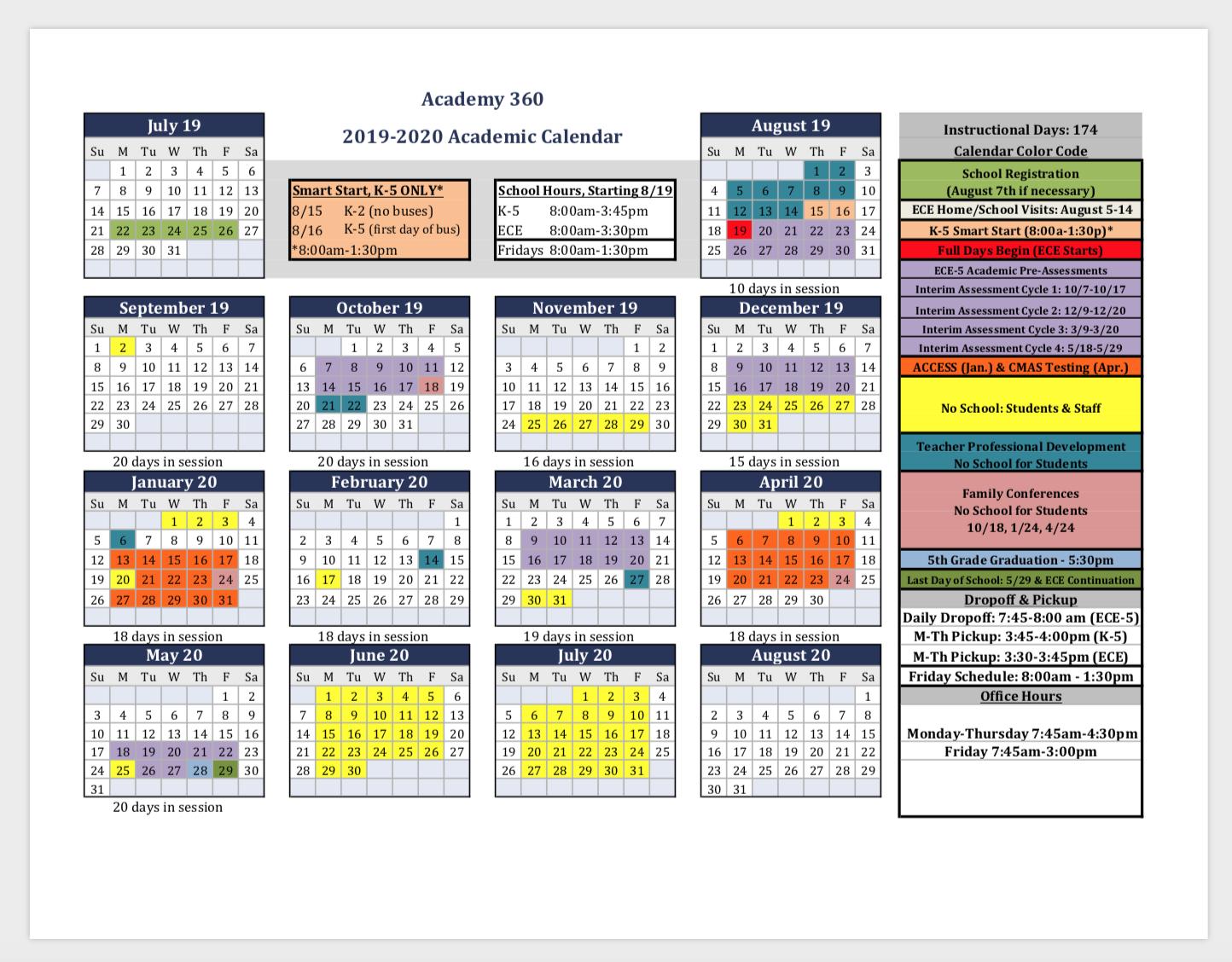 Colorado School Of Mines Academic Calendar With Regard To Georgia State University Calendar 2020