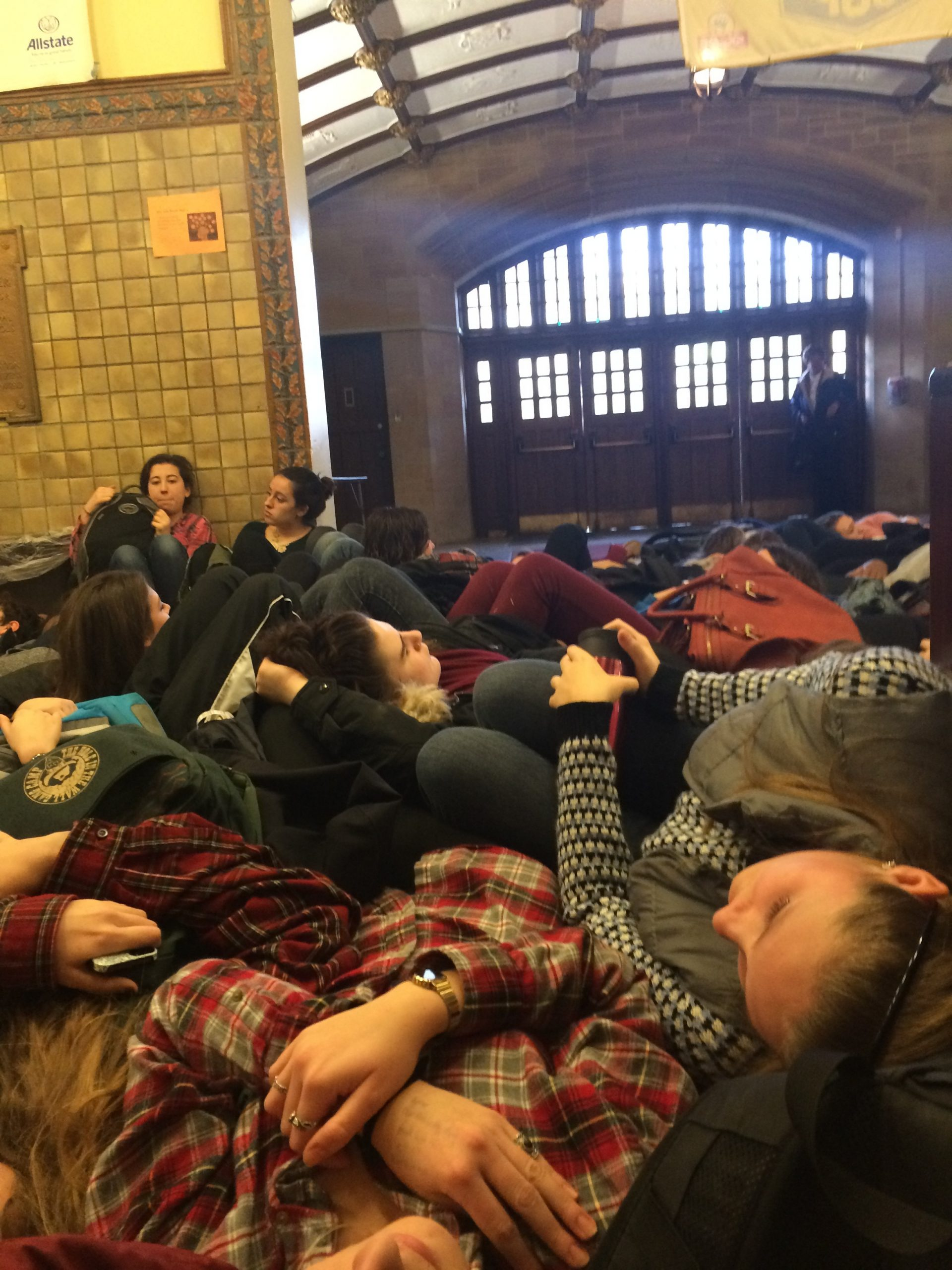 Columbia High Students Stage 'Die In' In Response To For Columbia Missouri Public Schools Calendar 2021 20