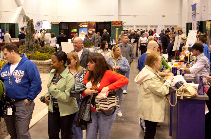 Columbus, Ohio Show: Home And Garden: Home Improvement With Regard To Southtown Expo Center Schedule