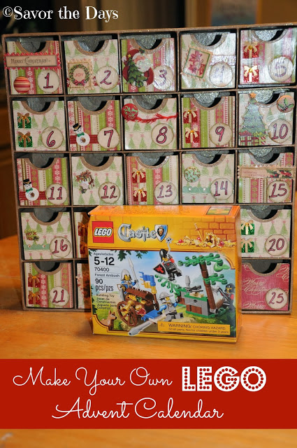 Count Down To Christmas With A Diy Lego Advent Calendar Regarding How To Create Countdown 2 Year Calendar Starting In April
