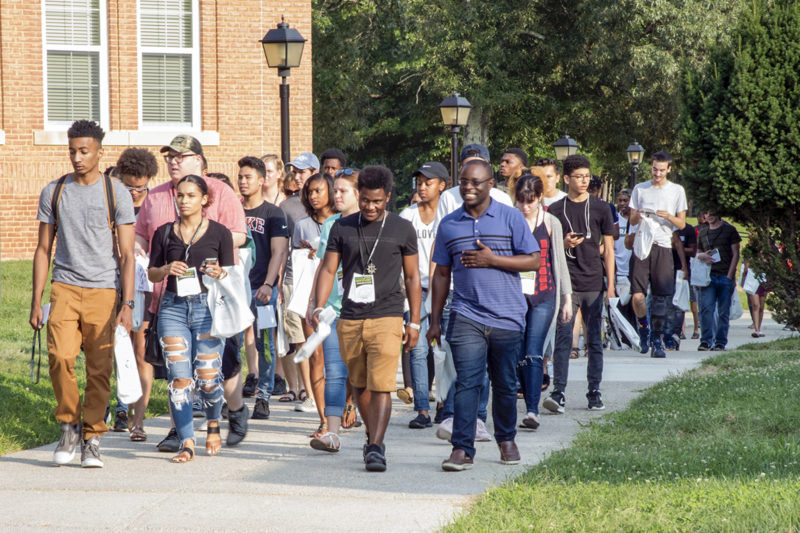 Csm Welcomes Students For The 2019 Fall Semester With A Pertaining To St Charles Community College Holidays