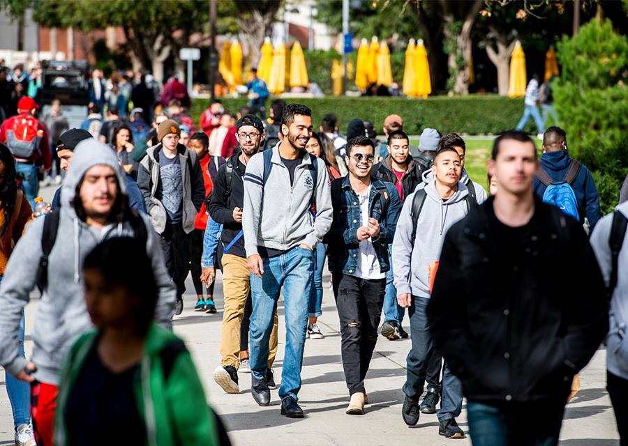 Csun Most Popular College Application Choice Among Lausd Within Cal State Northridge Academic Calendar
