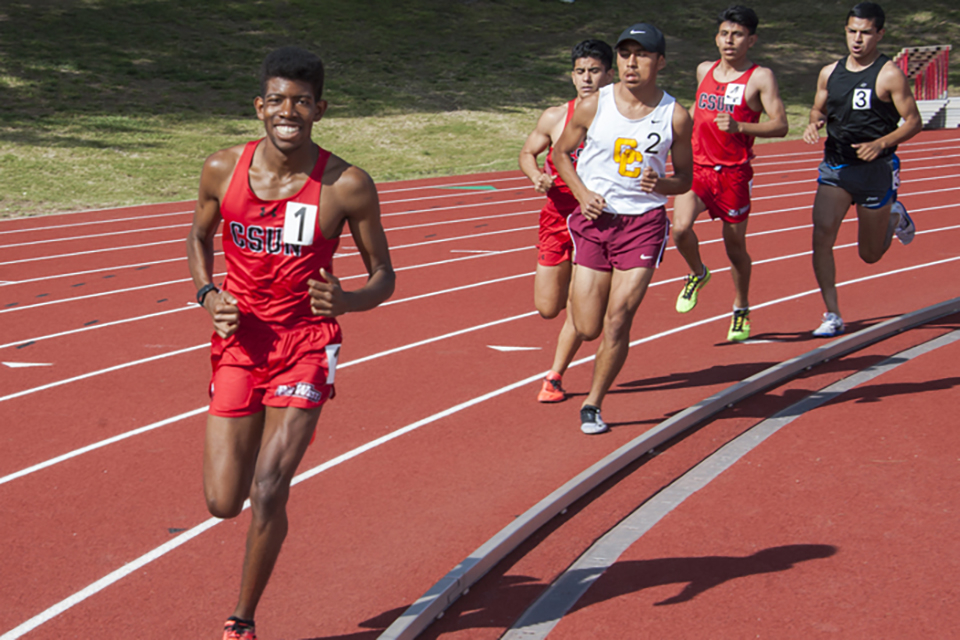 Csun Track & Field Wins Big At Northridge Invitational With Regard To Cal State Northridge Academic Calendar
