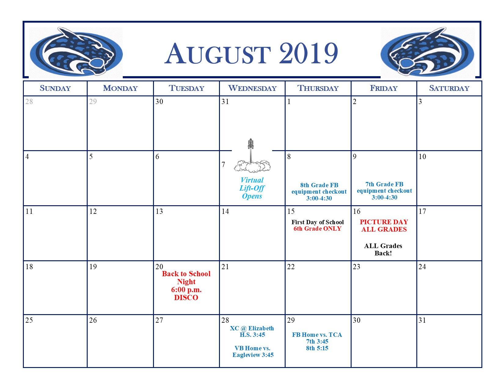 D20 Colorado Springs Academic Calendar | Printable Pertaining To Aiken County School Calendar 2021 2020