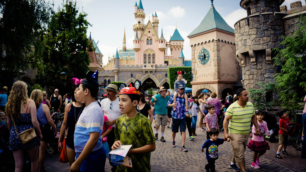 Disneyland In August: Best & Worst Days To Go – Is It throughout Is It Packed Disneyland Calendar