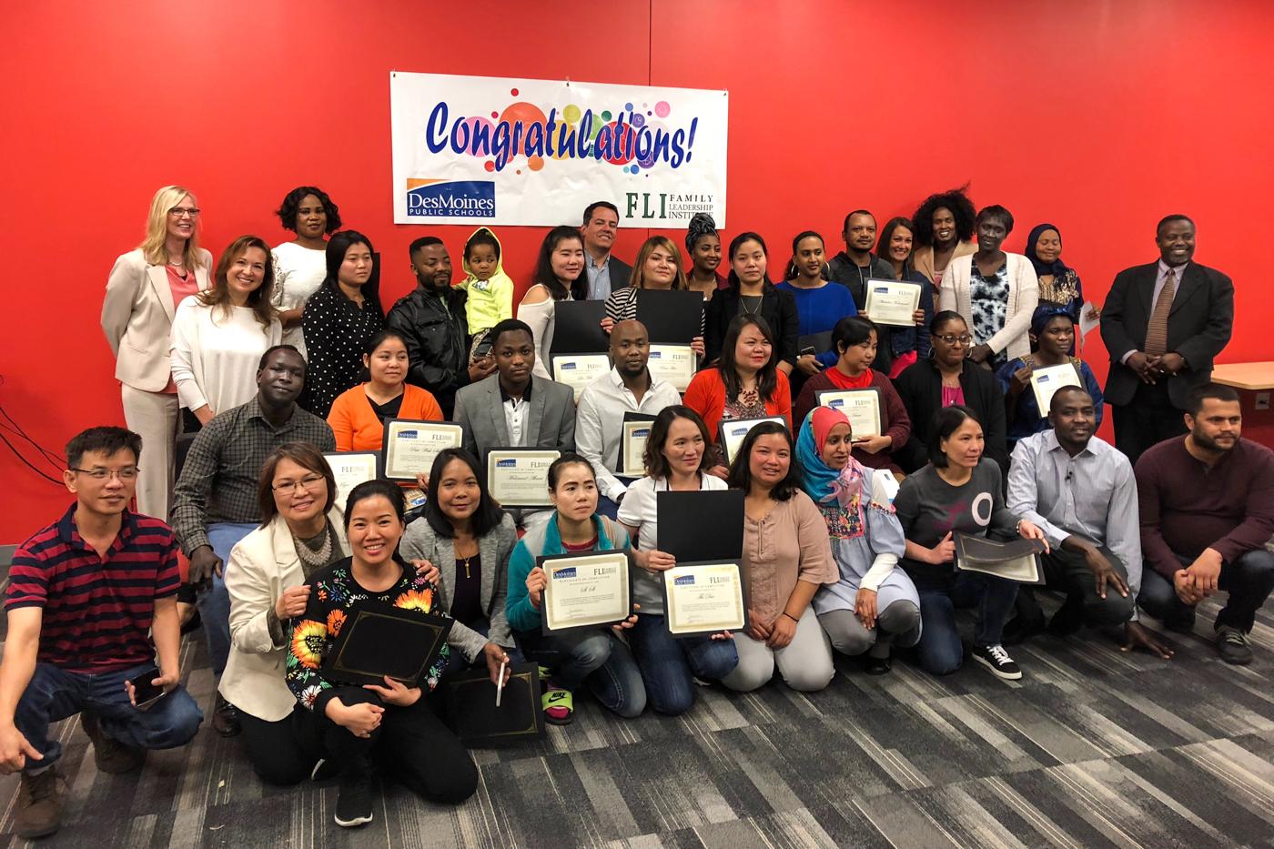 """Dmps """"Graduates"""" New Parents From Around The World – Des Throughout Des Moines Public Schools Calendar"""