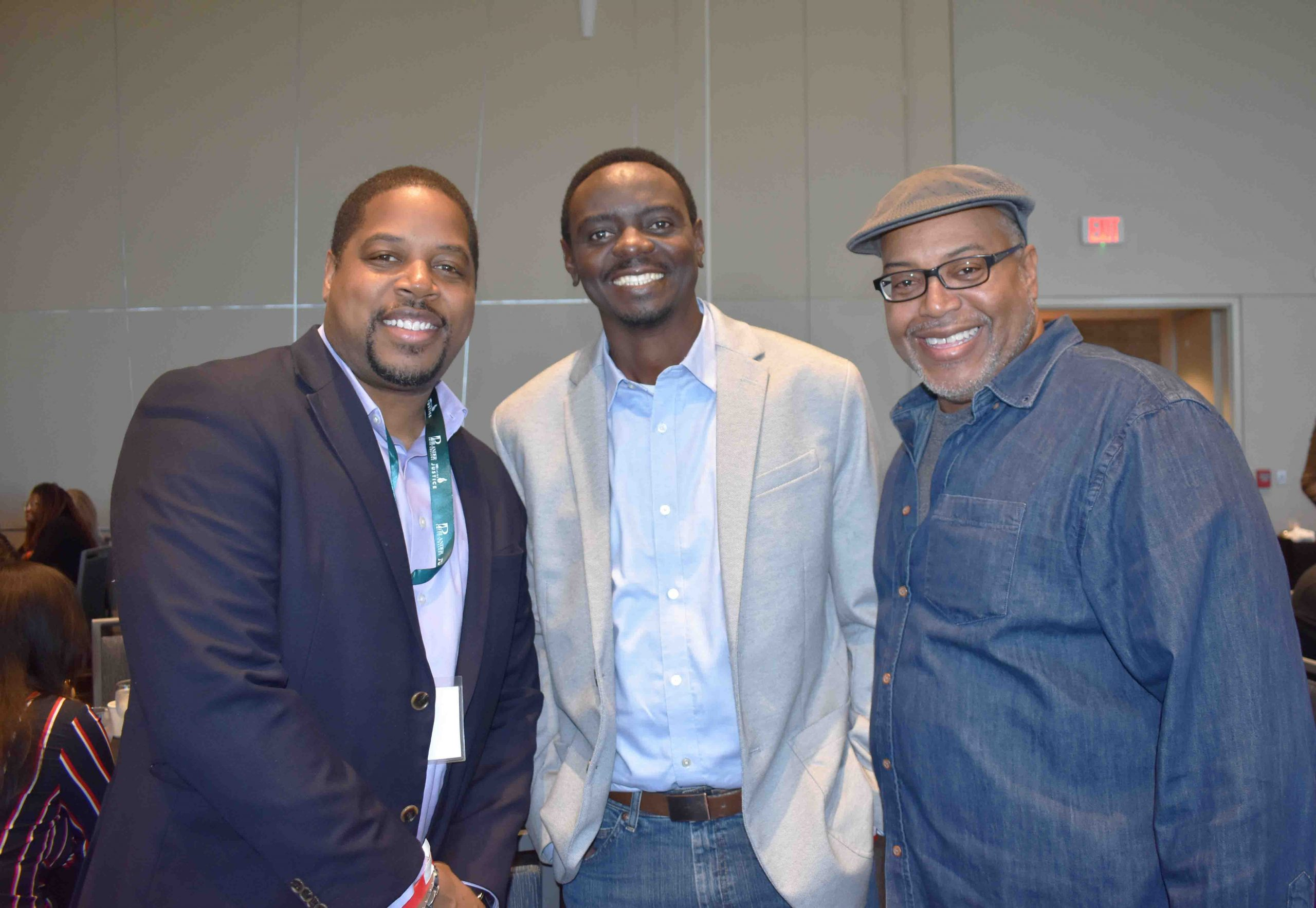 Dr. Chris Jones, Benito Lubazibwa, John Buckman, Jr Inside Pine Bluff School District 2021 2020 Holiday Schedule