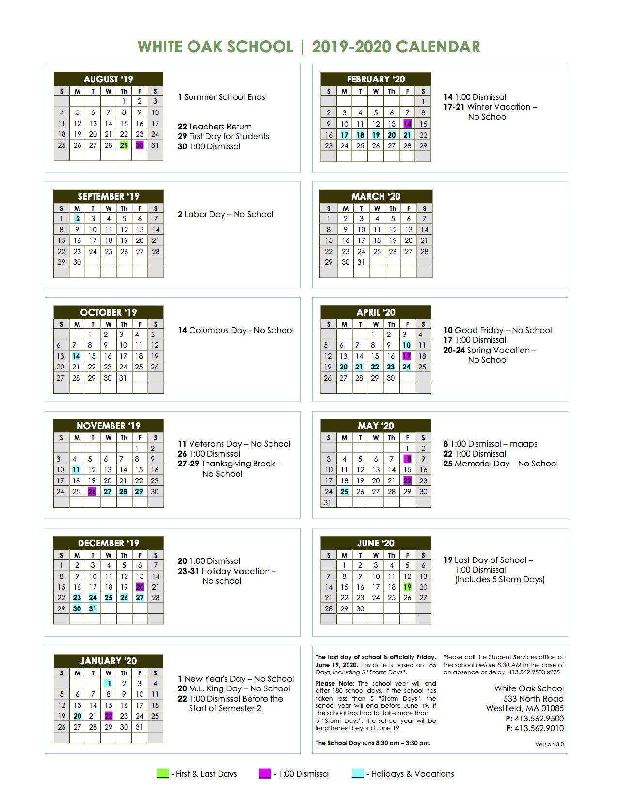 East Hartford School Calendar 2021 2021   Printable Within Univ Of Ri Academic Calendar 2021 2020