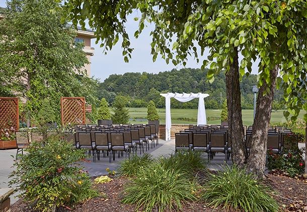 East Tennessee Wedding Resort | Meadowview Marriott Within Meadowview Convention Center Events