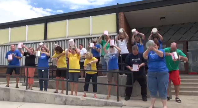 Eastwood Elementary Braves Ice Bucket Challenge In Support With Oregon City High School Calendar 2021 2020