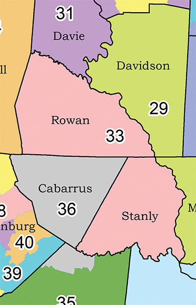 Editorial: Voters Ask, 'What District?' – Salisbury Post Intended For Calendars Of District And Superior Salisbury Nc