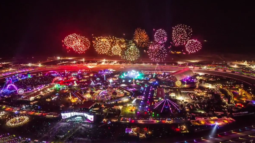 Enjoy Edc Las Vegas At Home. Live Streaming Available | Ksnv Inside Live Music Calender Las Vegas
