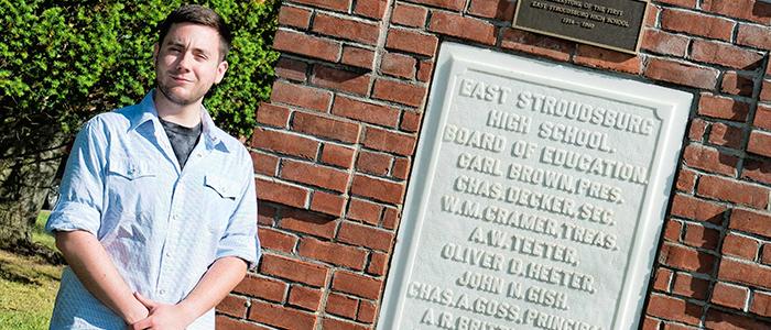 Esu Insider East Stroudsburg University Student Gets First Regarding East Stroudsburg Area School District Calendar