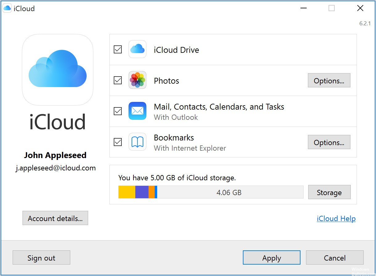 Export Apple Icloud And Iphone Contacts To Windows 10 Within Export Icloud Calendar To Outlook