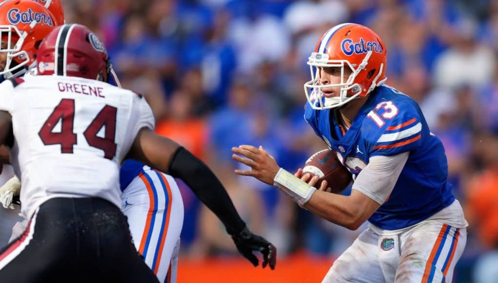 Feleipe Franks Called His On Number On 4Th And 1 With University Of South Florida Calendar 2021