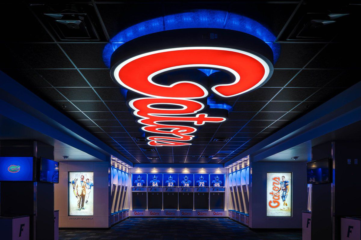 Florida Unveils $1.5 Million Locker Room Redesign Within What Is The Holiday Schedule For New College Of Florida