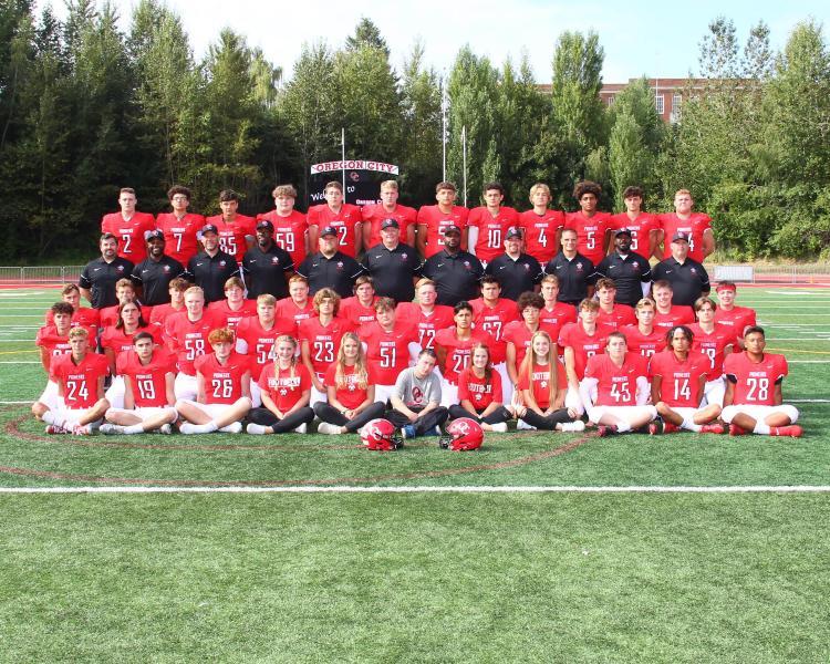 Football Roster | Oregon City School District Throughout Oregon City High School Calendar 2021 2020