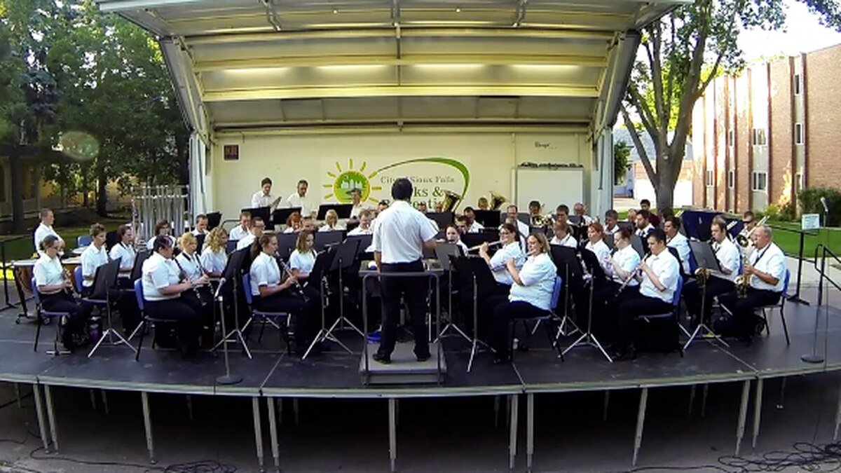 Funding Restored: Sioux Falls Municipal Band To Play On Within Sioux Falls School District Calendar 2021 20