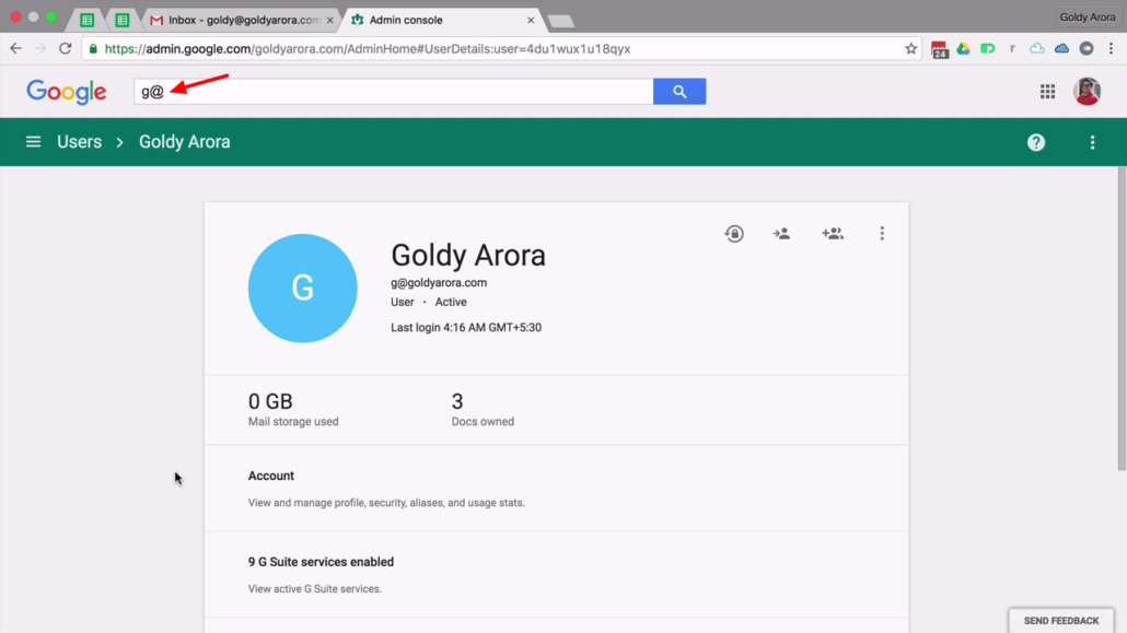 G Suite Admin Console - Google Apps Admin Login | Goldy Arora Throughout Merge A Google Calendar With An Outlook Group Calendar