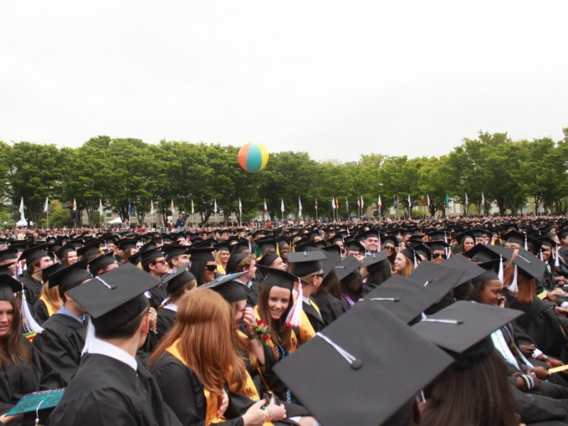 Gallery: Uri Class Of 2011 Commencement Ceremony With University Of Rhode Island School Calendar