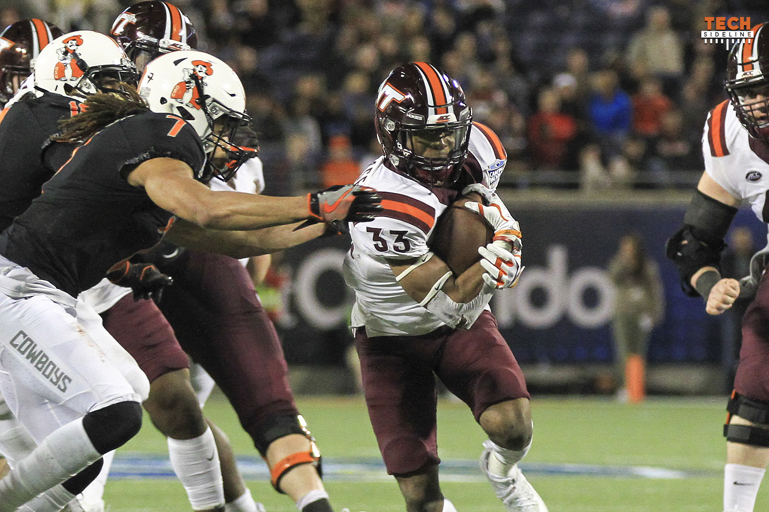 Game Notes: Despite Mistakes, Virginia Tech Sees with regard to Virginia Tech Event Calendar