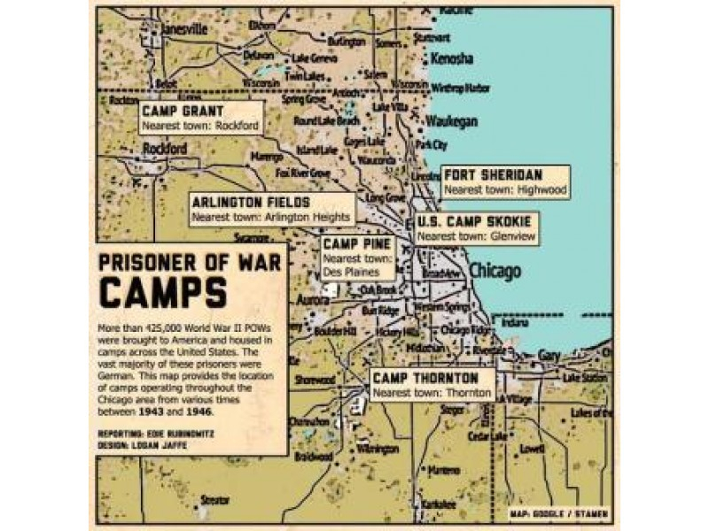 German P.o.w. Camps Of Chicago | Deerfield, Il Patch In Pine Bluff School District 2021 2020 Holiday Schedule