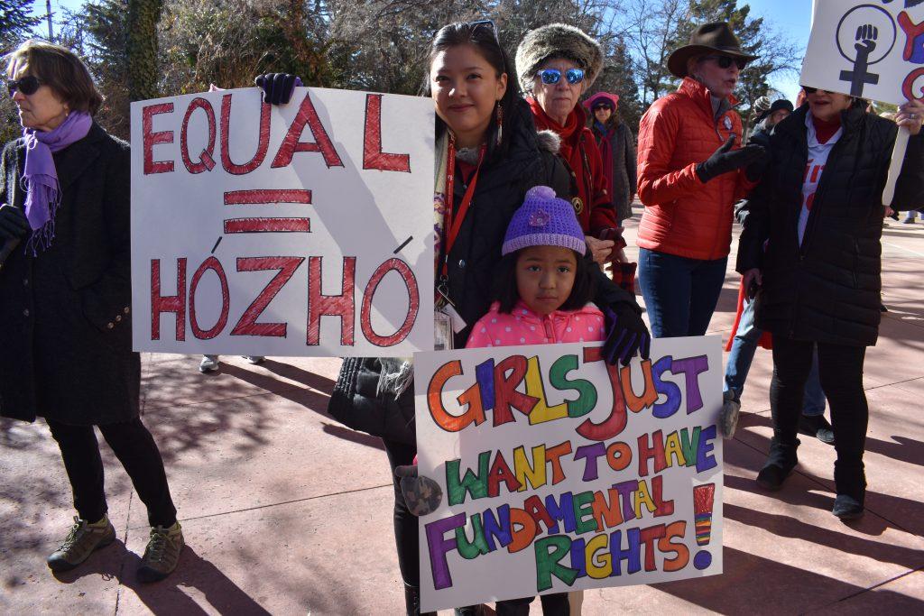 Girls Inc. Of Santa Fe Joins 2019 Women'S March   Girls In When Is Spring Break Santa Fe Nm Public Schools