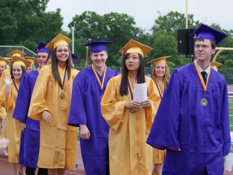 Graduation 2012: Congratulations, Plum Seniors | Plum With Regard To Plum Highschool Calander