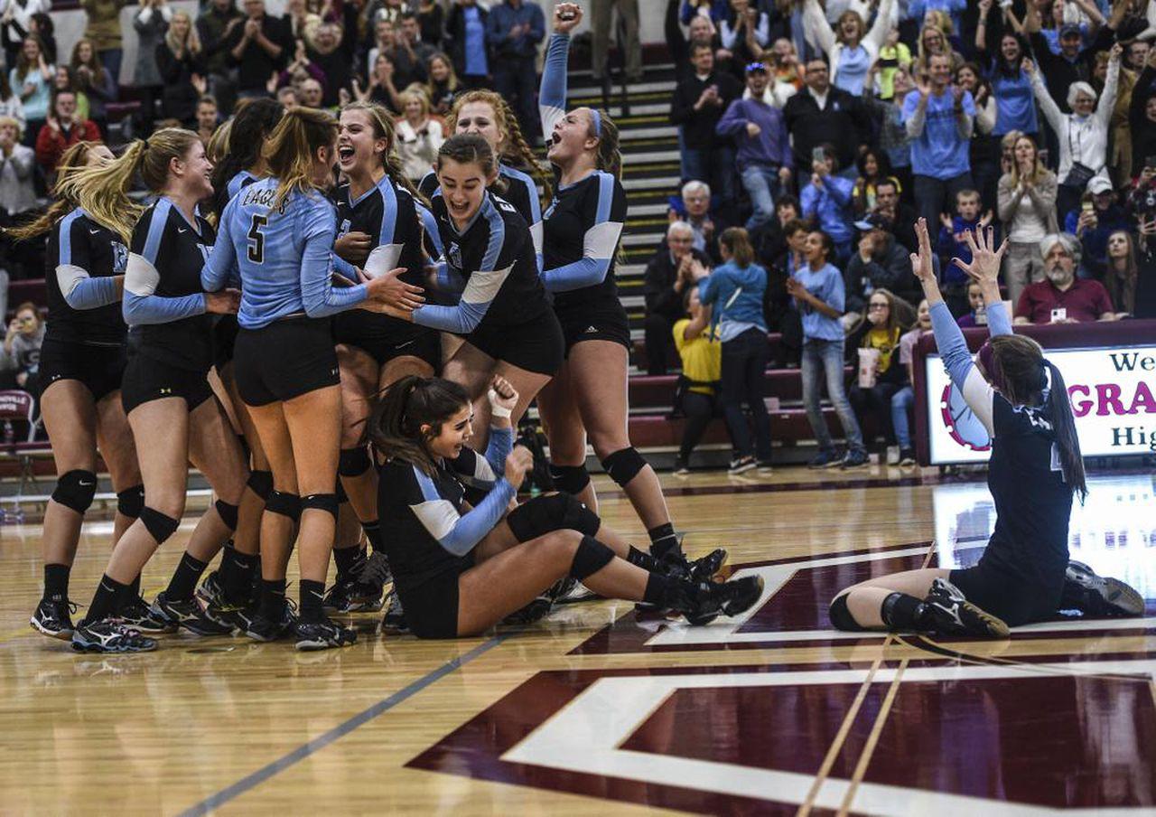 Grand Rapids Christian Volleyball Has New Cast, Same In Grand Rapids City High School Calendar