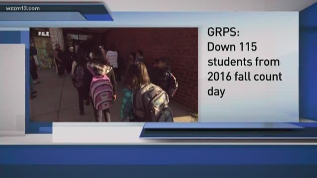 Grand Rapids Public Schools Reports Lower Attendance For Inside Grand Rapids Public Schools Calendar