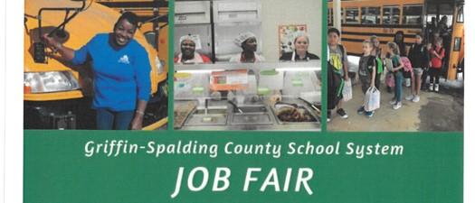 Griffin Spalding School System Job Fair – Griffin Spalding Throughout Spalding County School Calendar