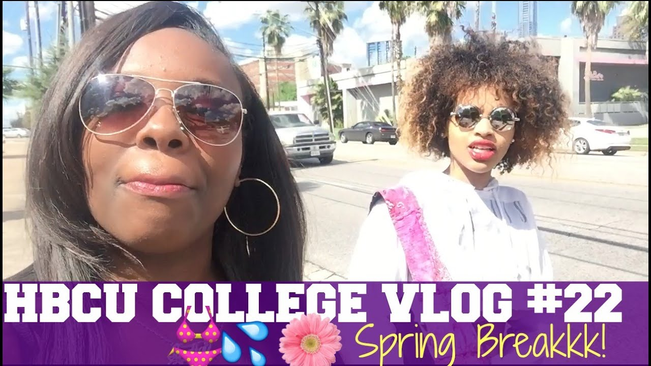 Hbcu College Vlog #22 | Spring Break In Austin | Sxsw Regarding Spring Break In Austin Community College