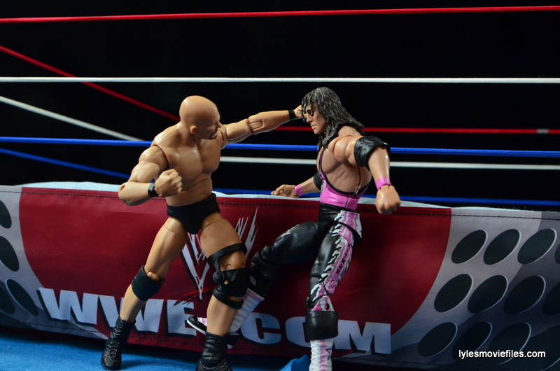 Here'S All The Wrestlemania Main Events In Action Figure Style Intended For Bingo At Turning Stone March 13