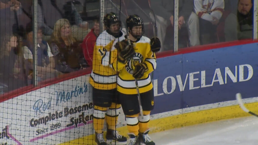 Hockey Season Put On Ice For Colorado College - Krdo Throughout Colorado Springs D11 School Calendar2020
