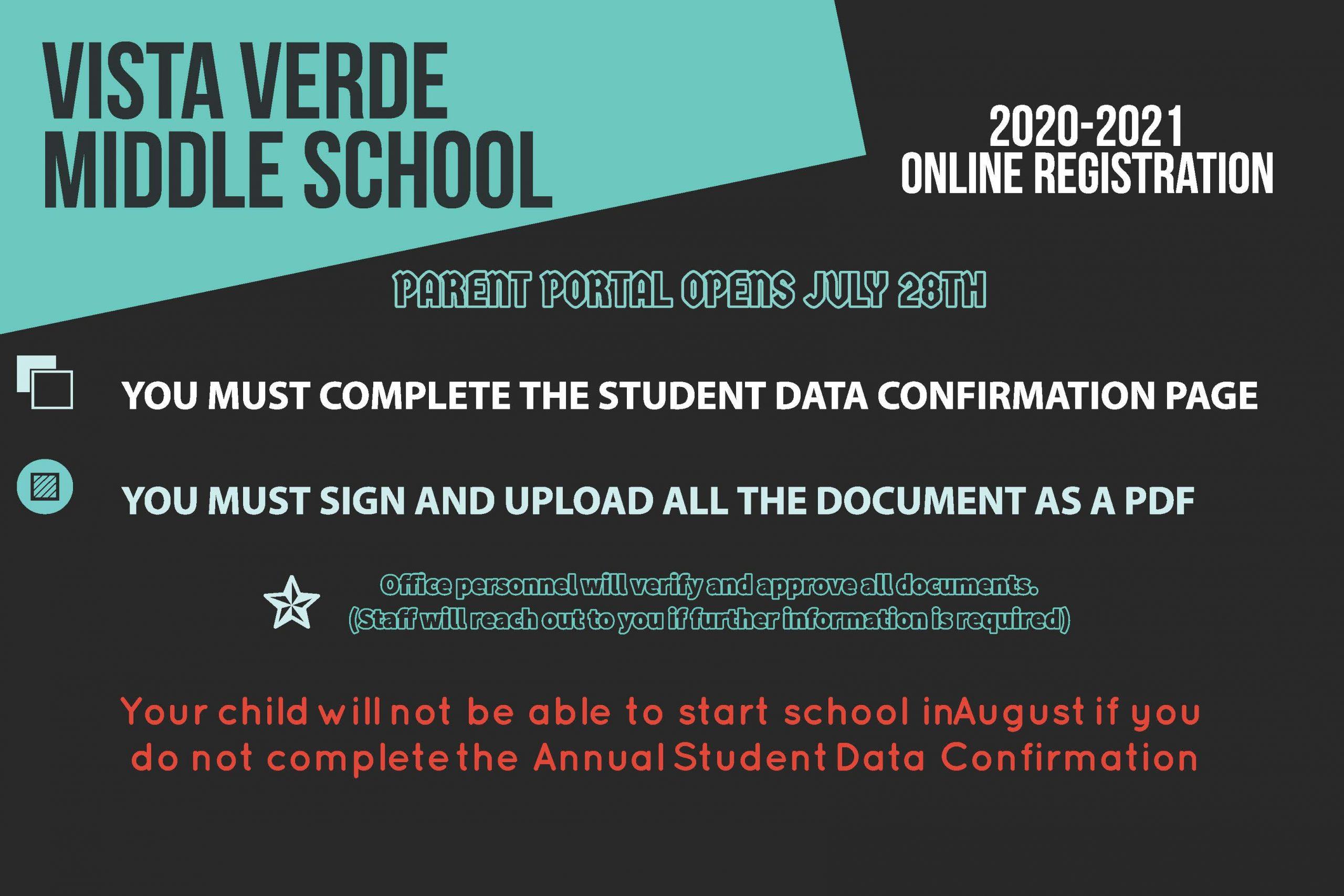 Home – Vista Verde Middle With Regard To Moreno Valley School District Calendar 2021