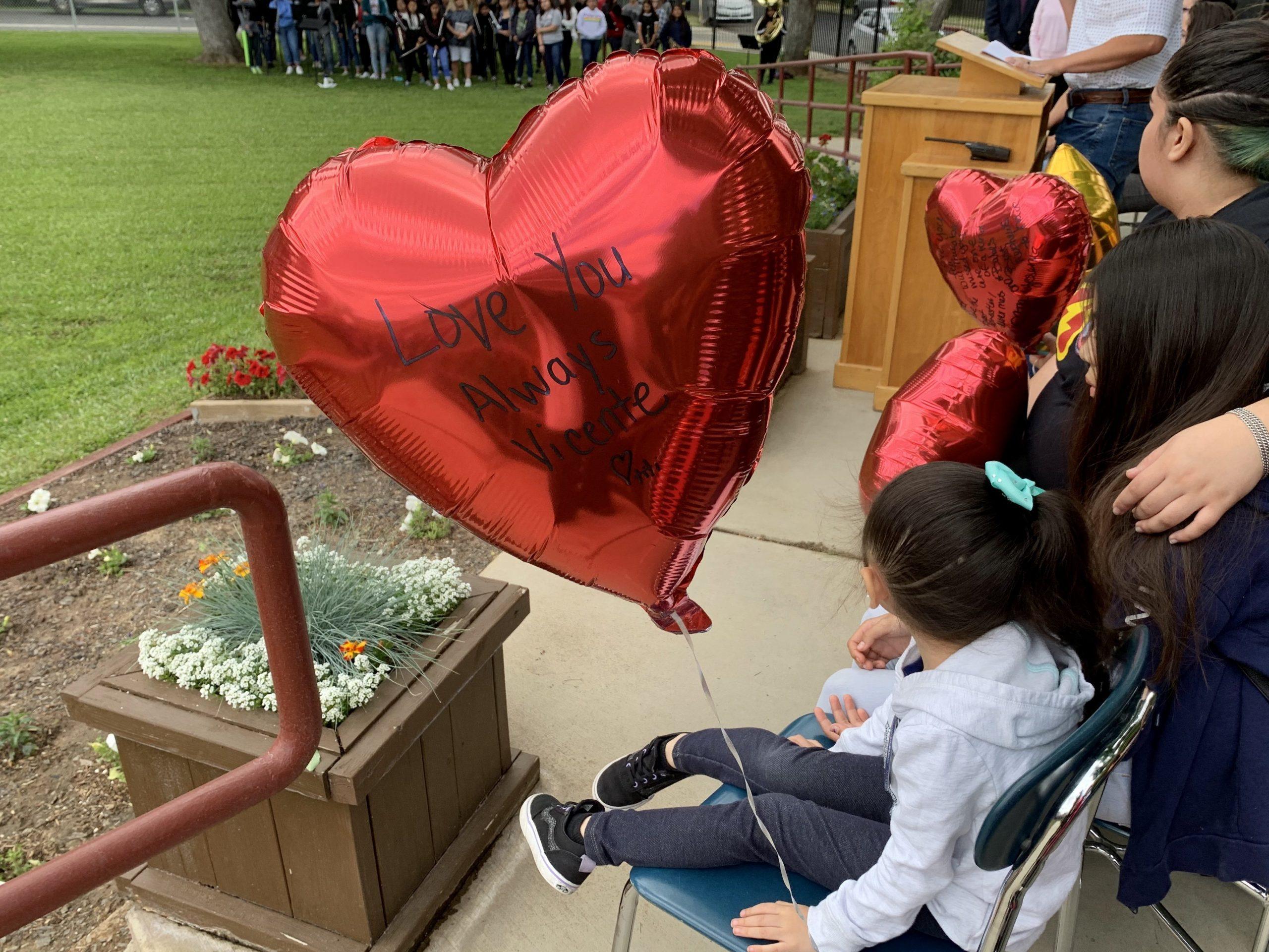 Hoover School Student Honored During Memorial Service Regarding Merced City School District Calendar
