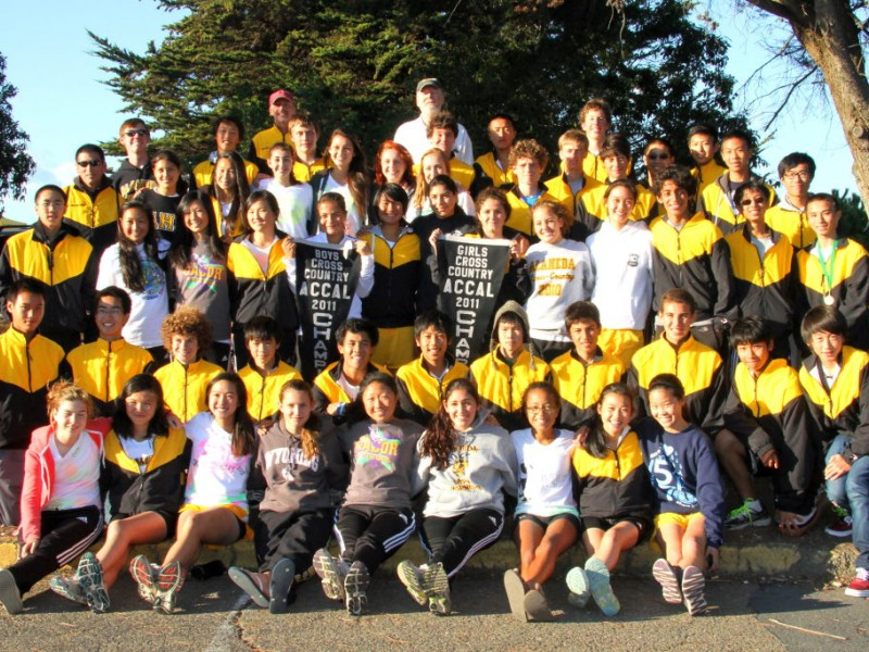 Hornets Grab Five Accal Championships In Cross Country Within San Leandro High School Event Calendar