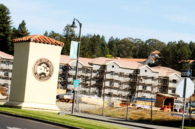 Housing Project Nears Halfway Mark - Humboldt State Now Pertaining To Humboldt State Universityacademic Calendar