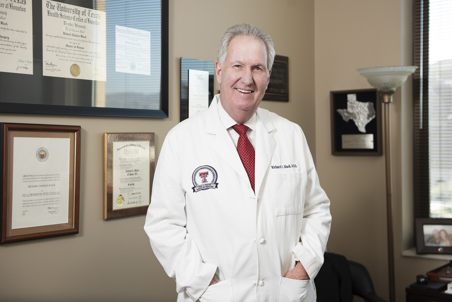 How Is That Dental School Coming Along? Q&A With Dean Black Inside Texas Tech School Calendar For 2021  2020