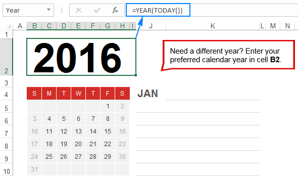 How To Insert Calendar In Excel (Date Picker & Printable Within Excel 2021 Calendar Drop Down